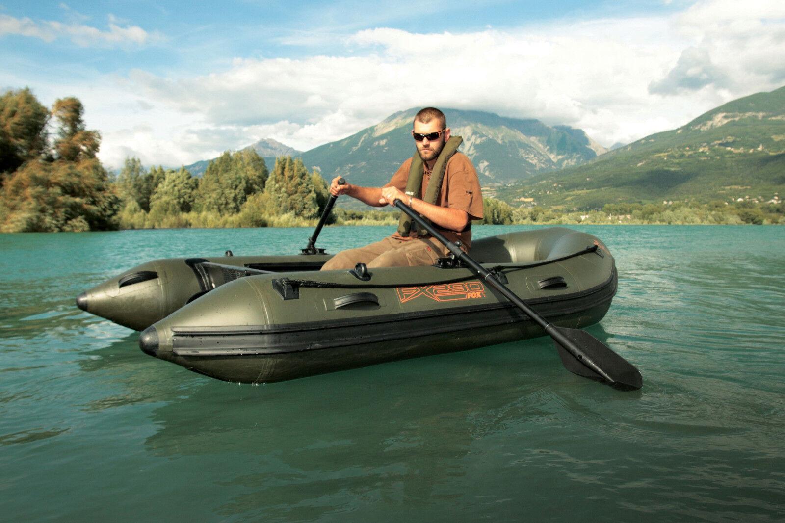 Fox fx290 Inflatable Boat cib002 gommone barca da pesca barca carpa barca FX 290