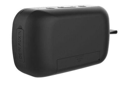 Black NEW Motorola Sonic Play 150 Bluetooth Speaker with FM Radio