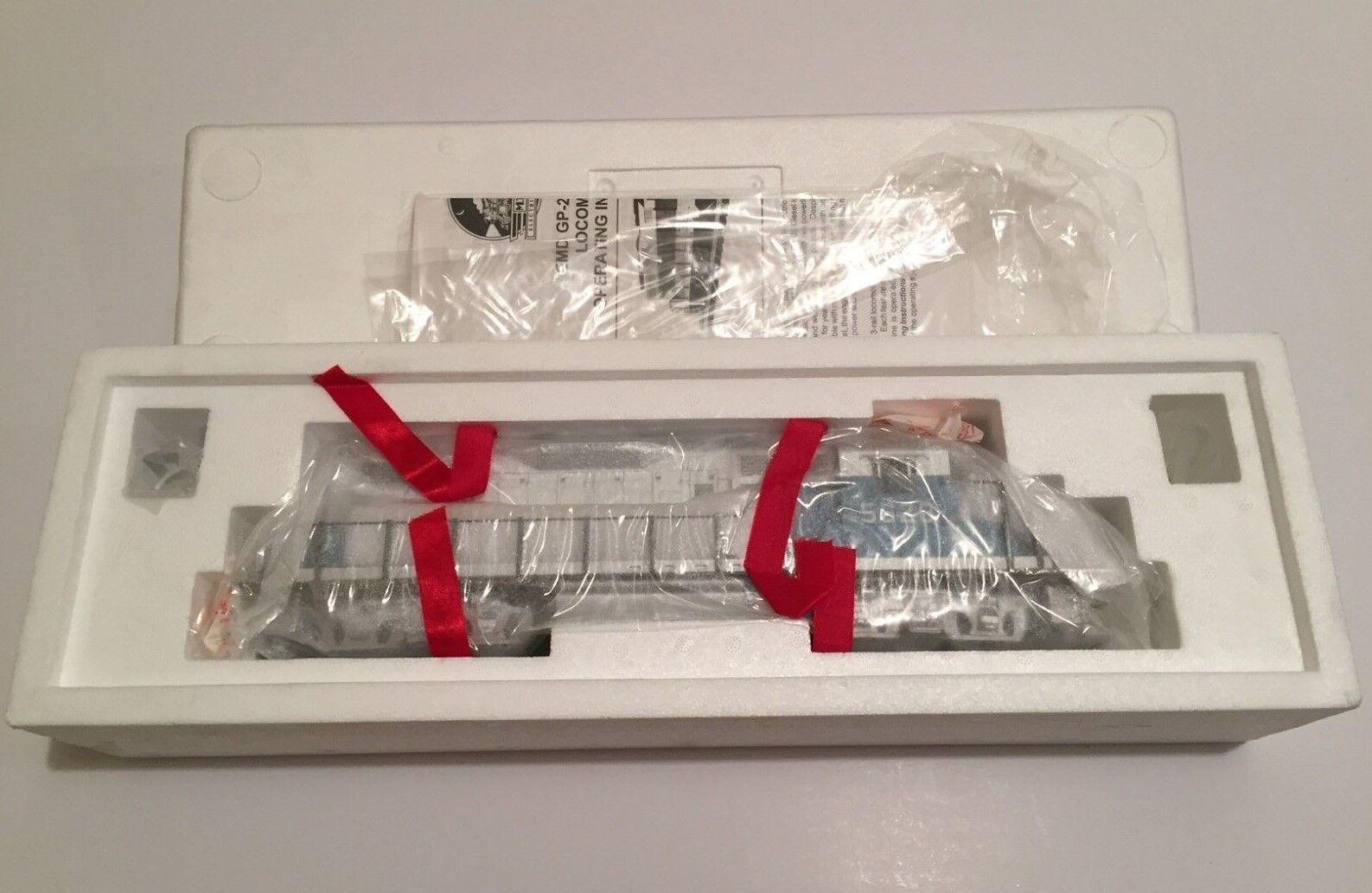 MTH MT-2142LP EMD GP-20 DIESEL 3-Rail w Predo Sound in original shipping box