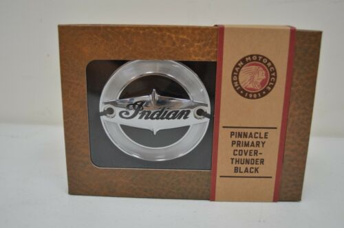 Indian Motorcycle Pinnacle Primary Cover Thunder Black 2879563-266