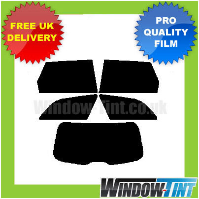 B8 REAR PRE CUT WINDOW TINT KIT Audi A4 Estate 2008 to present
