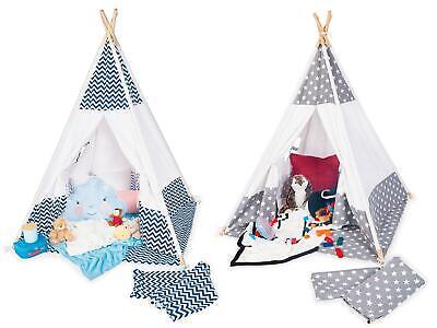 ZELT TIPI INDIANER Zelt Kinder Pyramiden Zelt Jakara