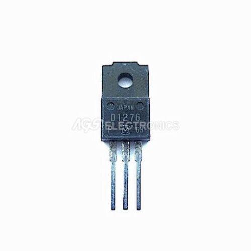 2sd1276-2sd 1276 D1276 Transistor Si-N Darl 60v 4a 35w