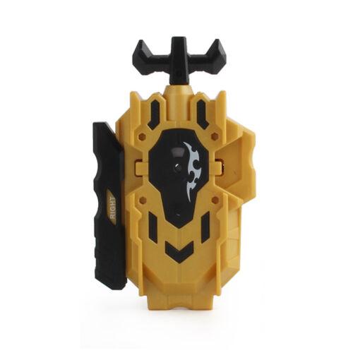 For Beyblade Burst BeyLauncher Starter Golden L-R String Launcher with Grip