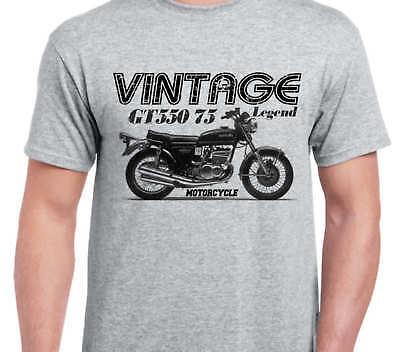 Suzuki TS400 75 INSPIRED CLASSIC BIKE VINTAGE MOTORBIKE ART SHIRT tshirt