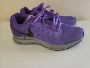 utterly stylish factory outlets better Details about Nike Zoom Pegasus 31 Flash H2O Repel Women's Running Shoes  Size 6.5 Grape/Black*