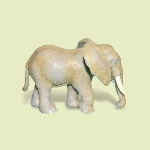 14027-africana elefantenkuh-nuevo! - Schleich New!