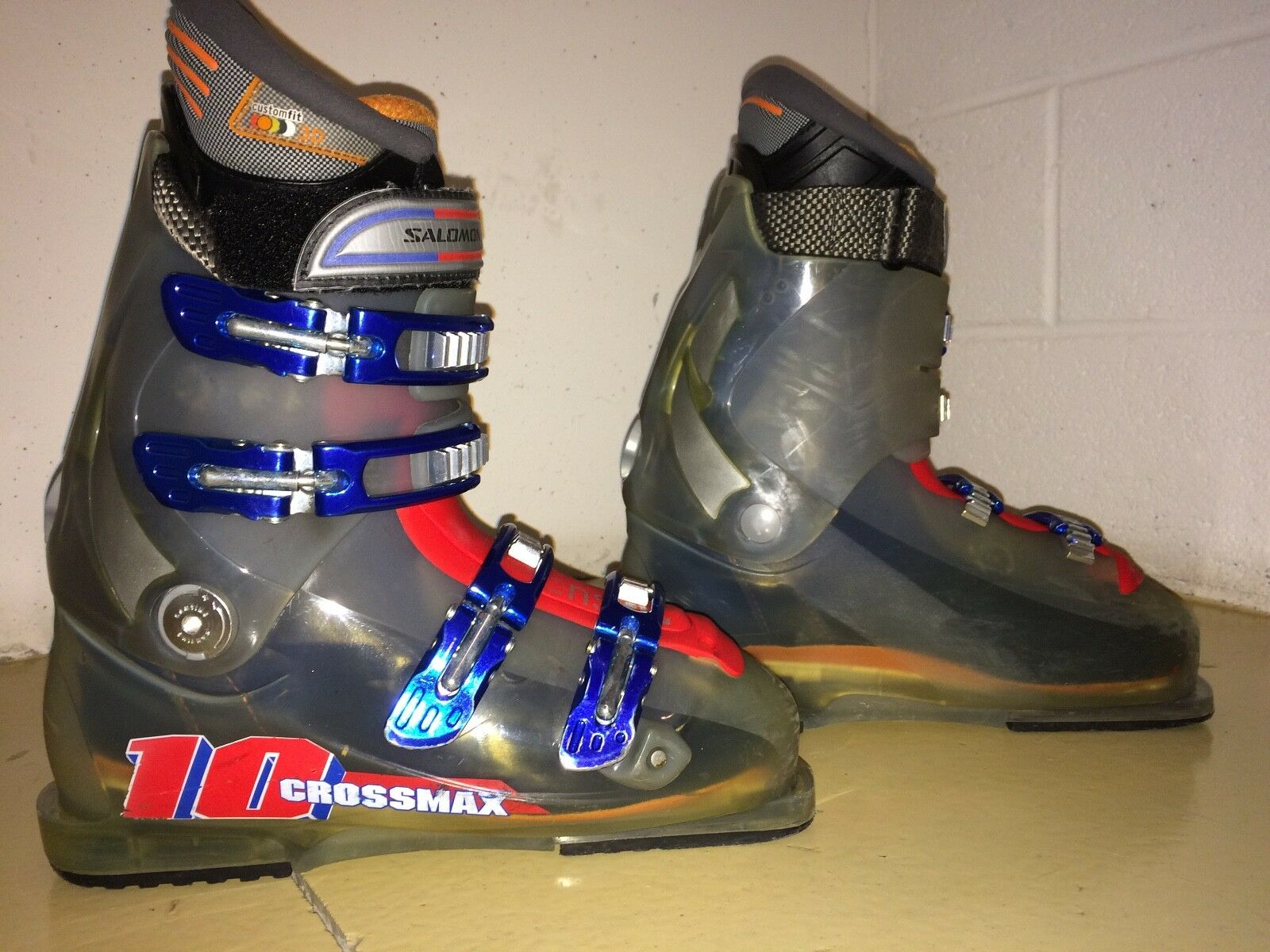 Salomon Ski Stiefel 85-90 Flex