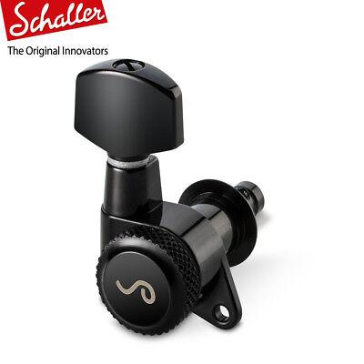 Genuine Schaller M6 135 6 Inline Gold 10020520.01.36