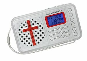 Details about Daily Meditation 1 NIV Audio Bible Player - New International  V    Free Shipping