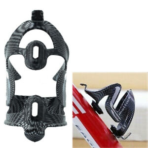 OFF-Road Mountain Bike bicycle Cycling Carbon fiber Water Bottles Holder VvV