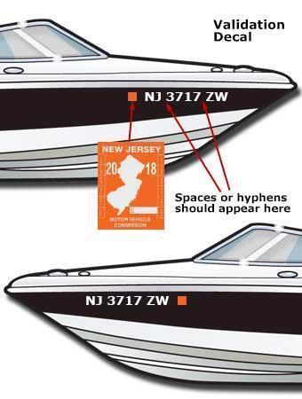 """1 SET BOAT CAR REFLECTIVE VINYL LETTERING//REGISTRATION NUMBER  3/"""" X 24/"""" DECALS"""