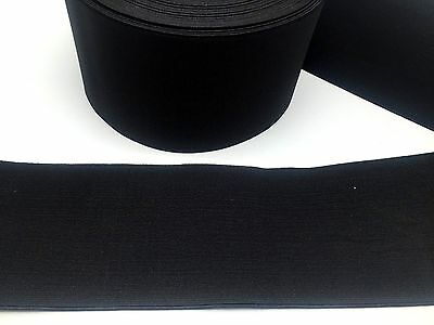 2.5cm Black /& white /& 1inch 2cm High Quality Flat Woven Elastic Strong 3//4/'/'