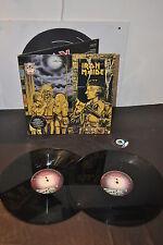 2 LP 33 LMT EDT IRON MAIDEN WOMEN IN UNIFORM TWILIGHT ZONE UK EMI 1990 APRIBILE