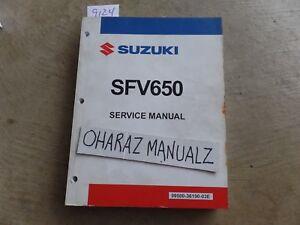 2009-SUZUKI-SFV650-Service-Manual-OEM
