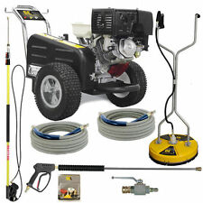 BE Professional 4000 PSI Belt-Drive (Gas-Cold Water) Start Your Own Business ...