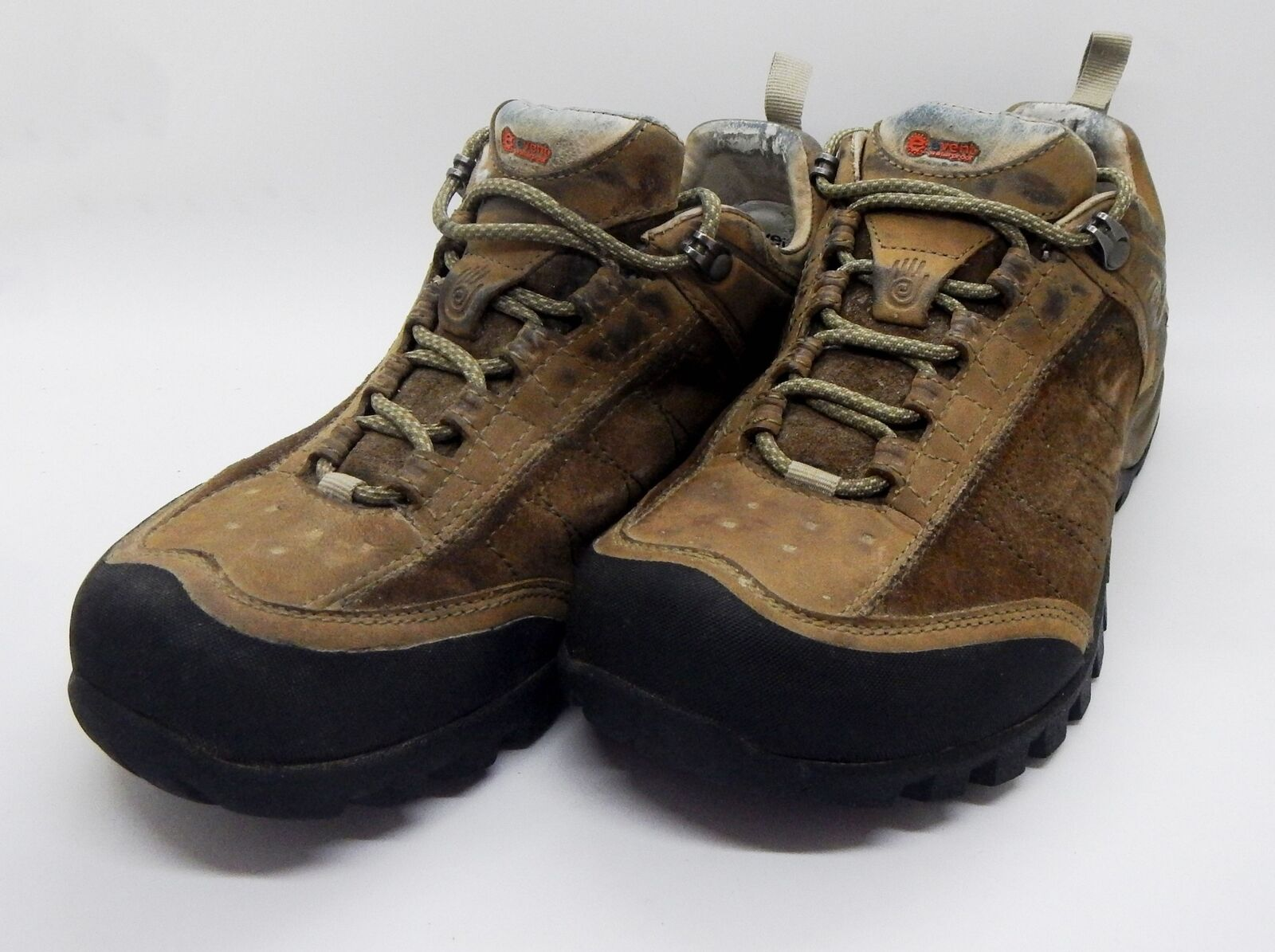TEVA Men 7.5 RIVA Event Water Proof Hiking shoes Tan, Brown, & Black Style  4103