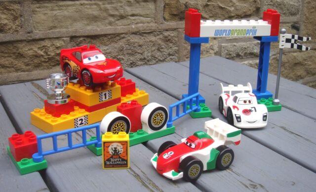 Lego Duplo World Grand Prix 5839 For Sale Online Ebay