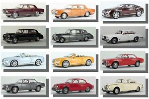 Jaguar-Cars-Rolls-Royce-Cars-Daimler-Cars-1-18-Scale-Models-Paragon