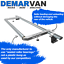 AT19//A30 Renault Trafic,Traffic Roof Rack 2 Bars with Rear Roller