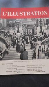 Rivista-per-Lettera-Settimanale-L-039-Illustrazione-N-5103-Gala-L-Opera-1940