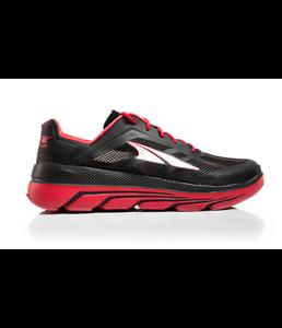 Altra Duo Zapatos para hombre Negro Rojo   nuevo   nuevo