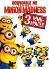 Despicable Me Presents Minion Madness (DVD, 2012)