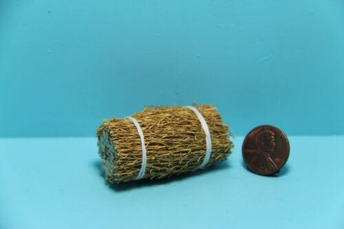 Dollhouse Miniature Fall Farm Round Hay Bale G4756