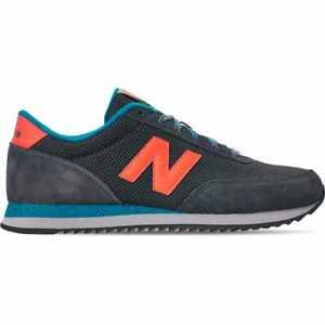 1de369d0a256e Men's New Balance 501 Casual Shoes Grey/Orange MZ501RBA 028 | eBay