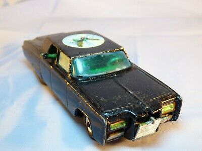 Corgi Toys  268 Green Hornet Black Beauty Tires set of 4 Tyres Pack #77