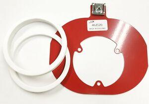 JC20-ITG-Grundplatte-fuer-Filter-Pierburg-2E-Carburetto-Lager-Rod-1300-46JC20