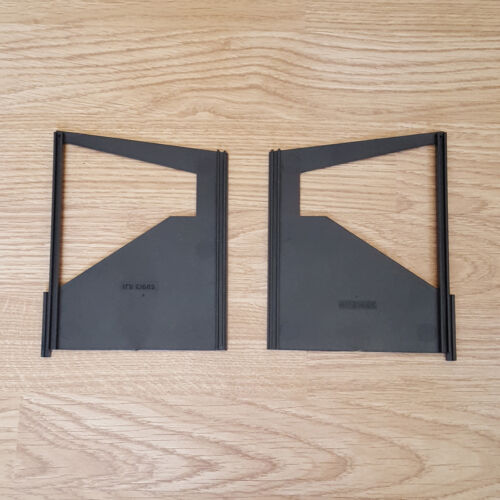 C705 Grandstand Black Side Panels Scalextric 1:32 Spare Part