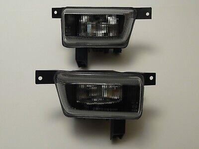 VAUXHALL OPEL ASTRA II 2 G MK41998-2005 front bumper fog-lights pair right+left