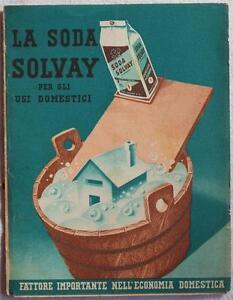 LA-SODA-SOLVAY-PUBBLICITA-DEPLIANT-PUBBLICITARIO-CASA-PULIZIA-ANNI-039-30-SAPONE