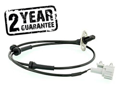 D40 2.5DCI 2005 Rear Right ABS Wheel Sensor for Nissan Navara />//GH-712263H//