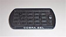 GI Joe Figure  Dog Tag  Display Stand / Base      2009  Cobra Eel