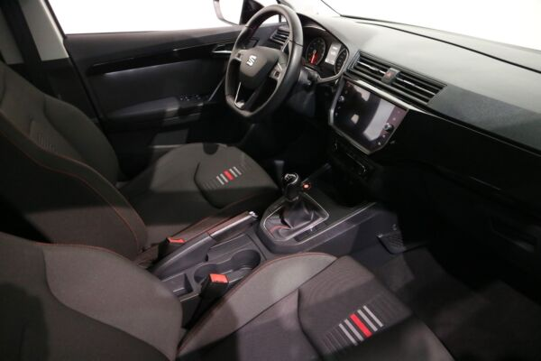 Seat Ibiza 1,0 TSi 115 FR billede 14