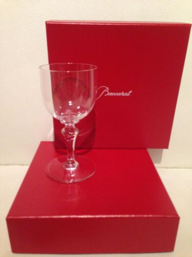 Baccarat Crystal Chalice Wine Normandie Baccarat Normandie Crystal Baccarat