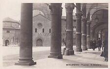 BOLOGNA - Piazza S.Stefano - Foto Cartolina G.Vettori