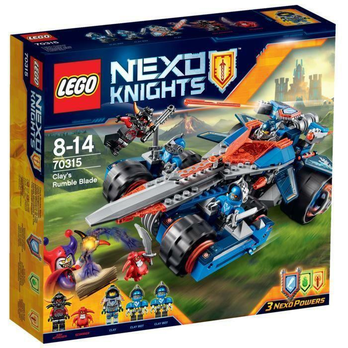 Lego  NEXO KNIGHTS 70315 NEUF  qualité authentique