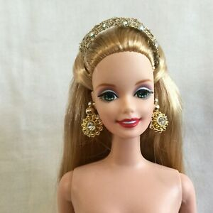 No Clothes-1980s-1990s NEW Mattel Barbie doll Twist /'N Turn