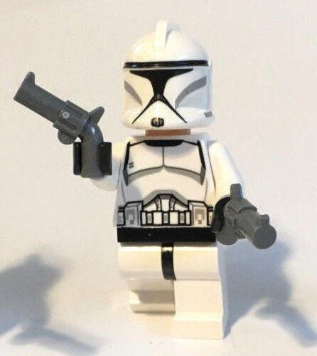Lego Star Wars Figur Clone Trooper NEU 75000 75015 75016 passt 75019 75021 8014