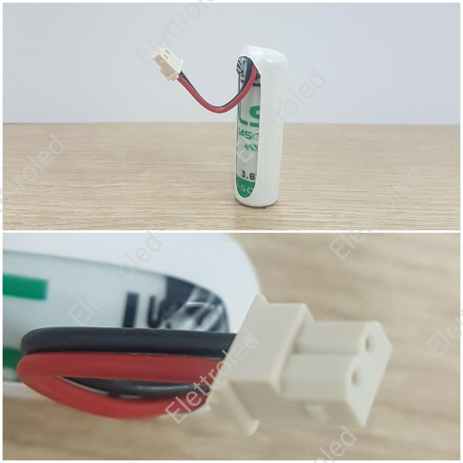 Lithium AA Battery Stylus 3.6v Compatible Security Alarm gt alarm 3,6v saft