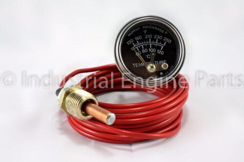 10702238 250 PSI 20T-F-250-6-1//2 Water Temperature W//6/' Cap