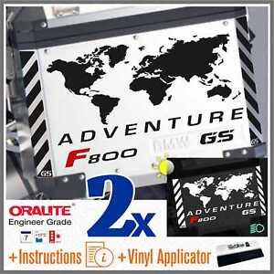 11pcs-Kit-for-F-800-GS-Reflective-Black-BMW-ADVENTURE-Touratech-ADESIVI-f800gs