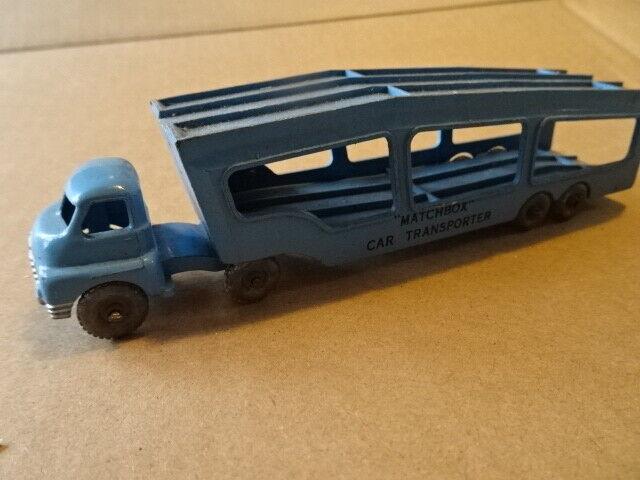 Moco Lesney, cajas de cerillas, accesorios para el auto 2.