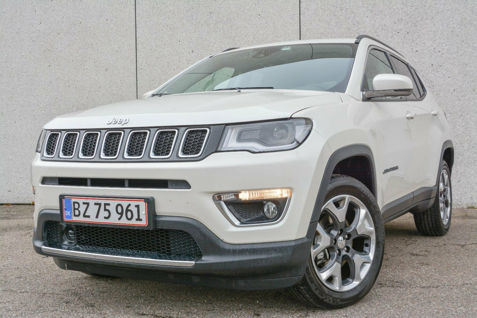 Jeep Compass 1,4 M-Air 170 Limited aut. AWD 5d