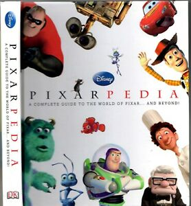 Disney Pixarpedia Complete Guide To The World Of Pixar And Beyond Toy Story Ebay