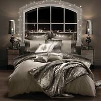 Kylie Minogue Mila Praline / Beige Bedding Set