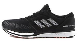 4f5839213f3e adidas Adizero Takumi Sen Boost 5 Mens Running Shoes Black B37419